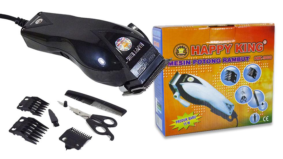 Hair Clipper Happy King HK 900 – Mesin Alat Cukur Potong Rambut   Pangkas  Rambut ee49cc9244