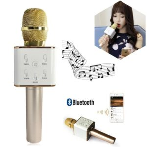 Q7 Mic Bluetooth Wireless KTV Portable Microphone
