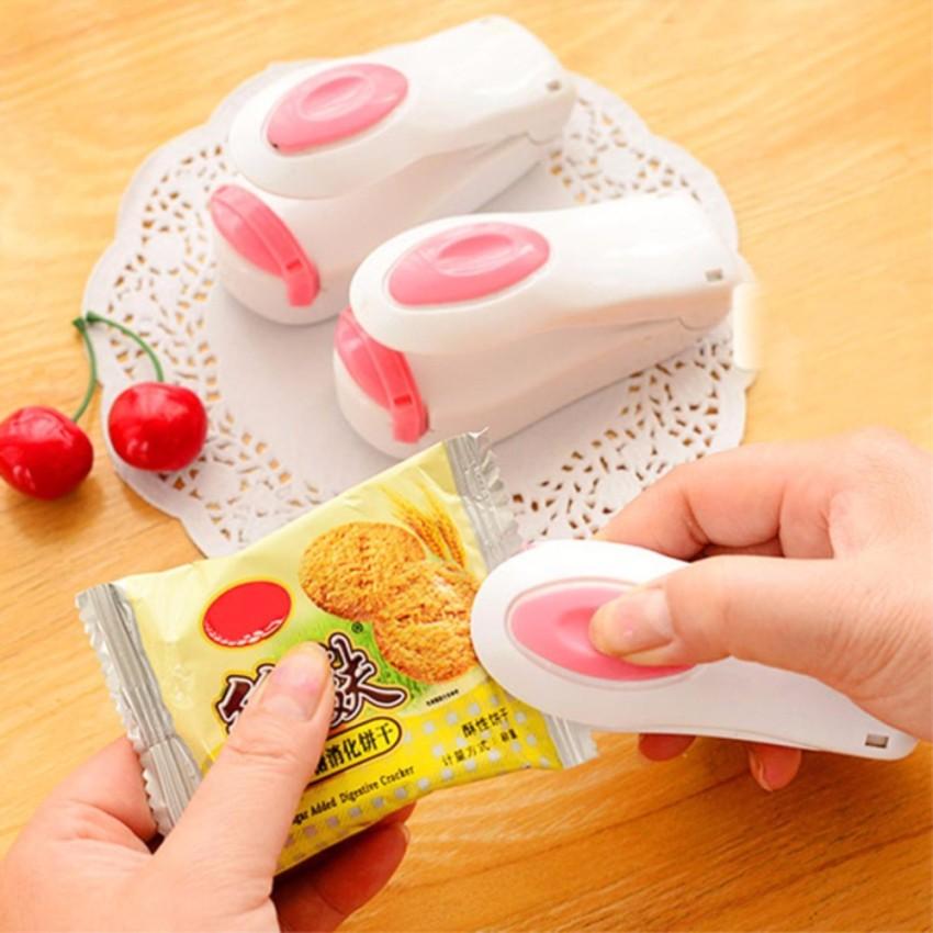 New Hand Sealer Plastik Sealer Mini Generasi Gen 2 Seal Snack