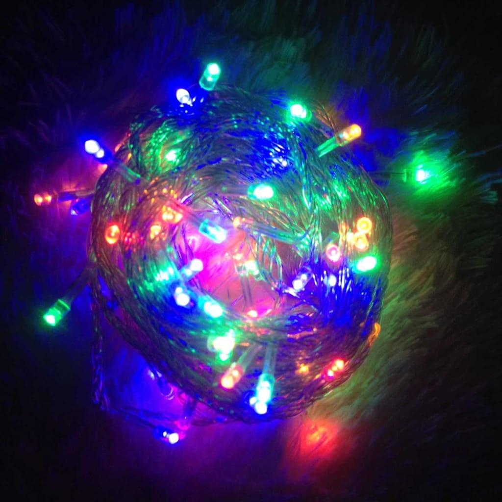 Lampu Tumblr Natal Led Dekorasi Twinkle Light Lampu Agustusan